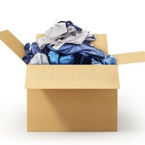Mystery Box of Men's Clothing!